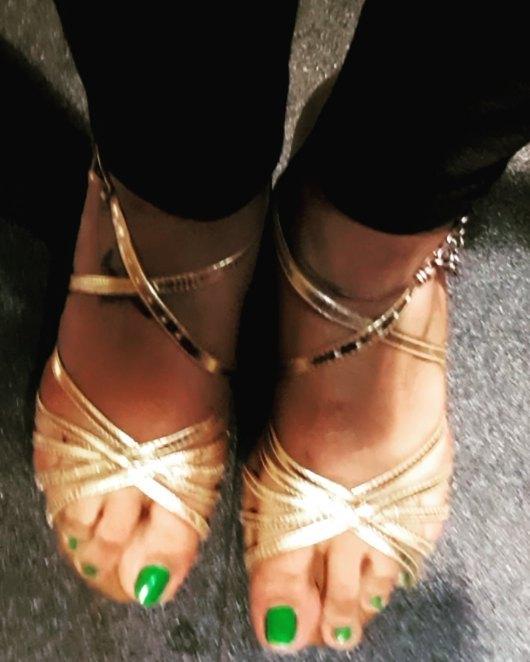 Jasleen Matharu Feet