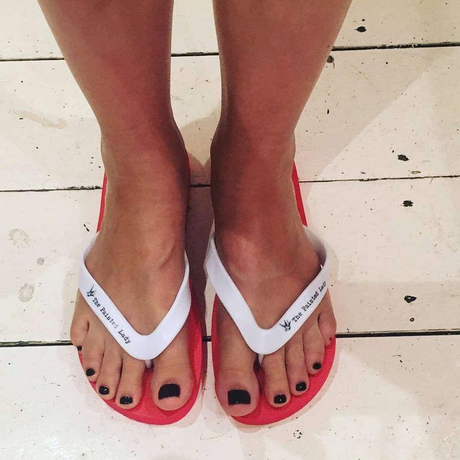 Nadine Lewington Feet
