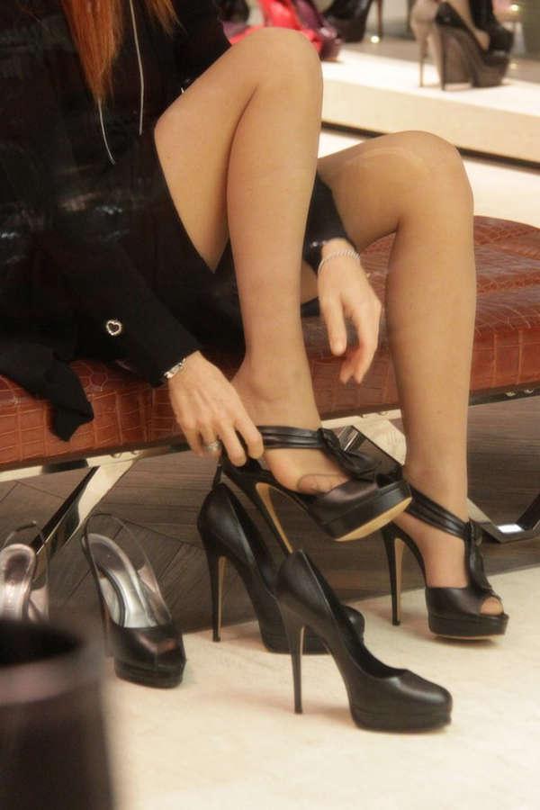 Michela Vittoria Brambilla Feet