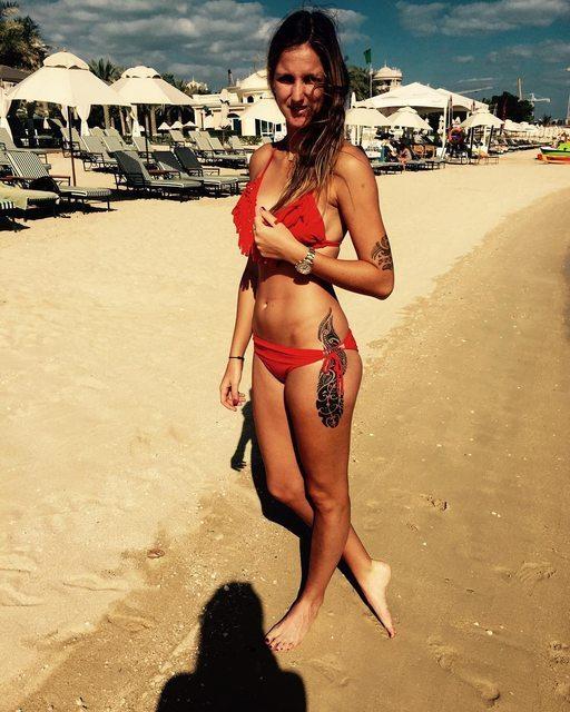 Karolina Pliskova Feet