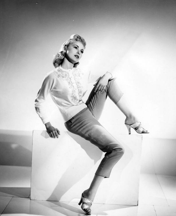Janet Leigh Feet