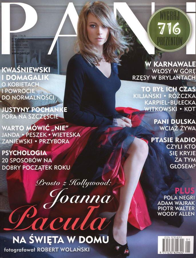Joanna Pacula Feet