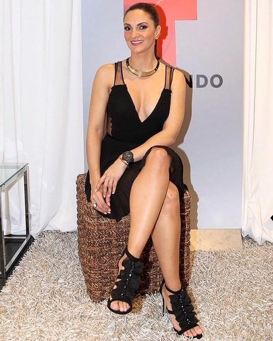 Mariana Seoane Feet