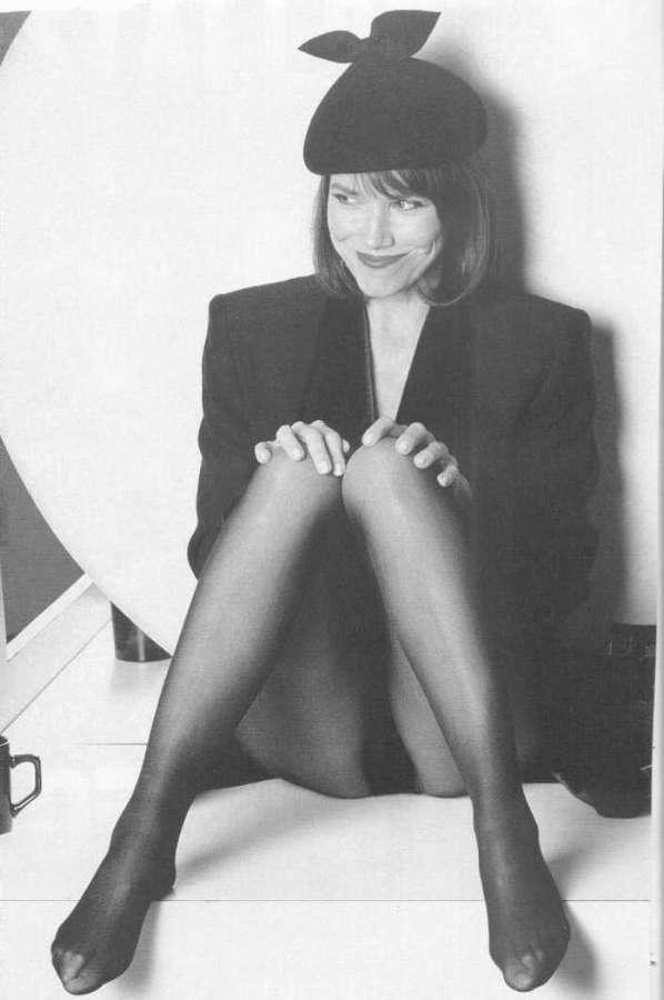 Barbara Hershey Feet