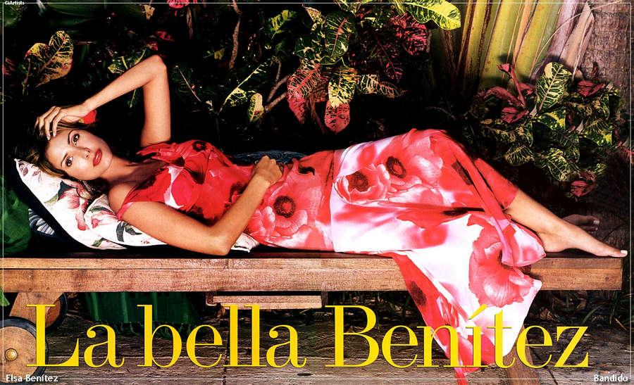 Elsa Benitez Feet
