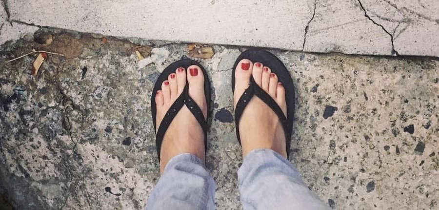 Davi Crimmins Feet