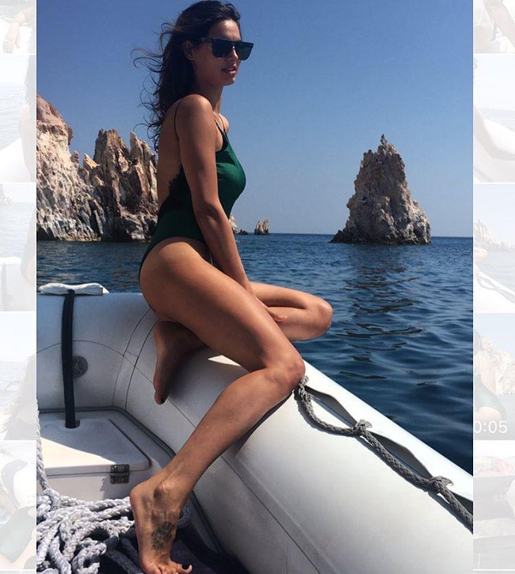 Francesca Chillemi Feet