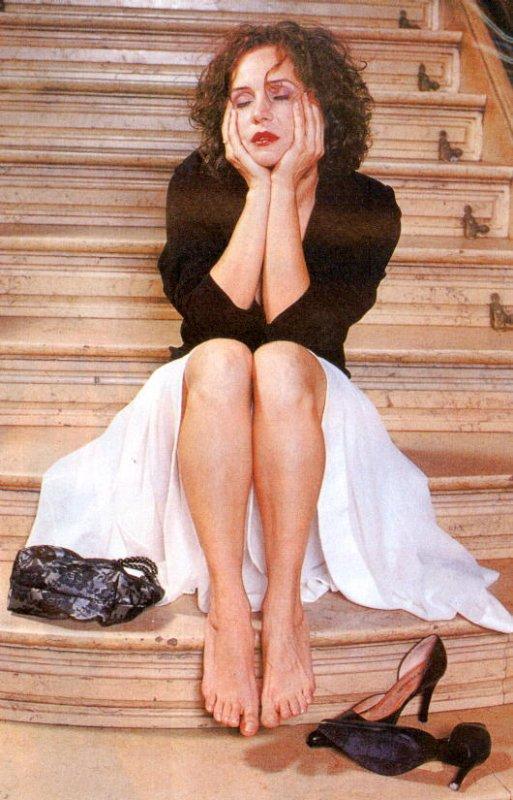 Gabriela Toscano Feet