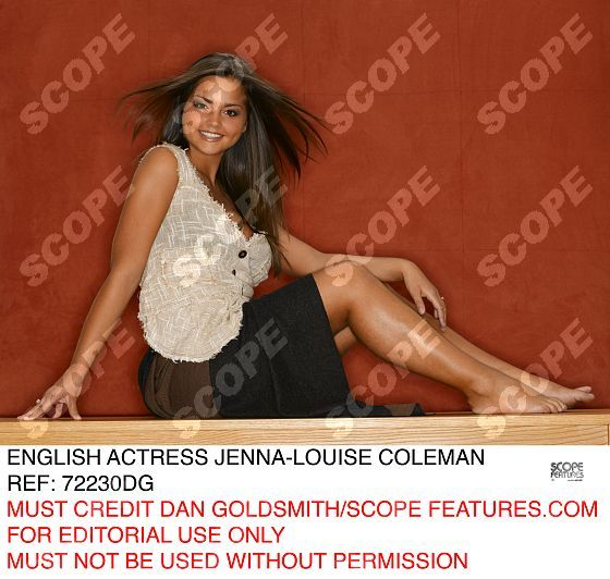 Jenna Coleman Feet