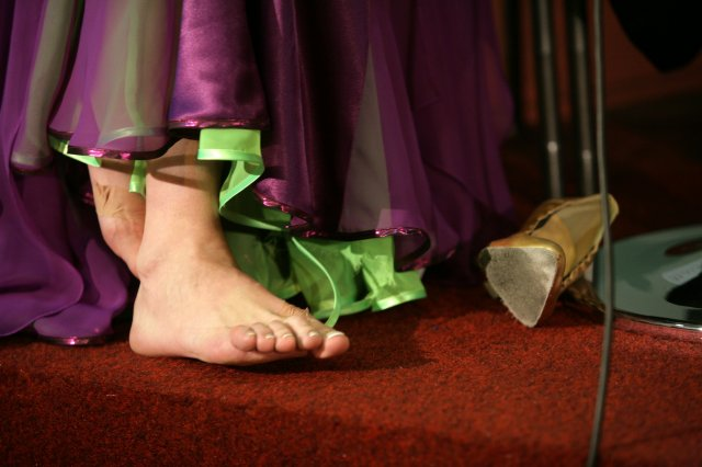 Tatiana Vilhelmova Feet