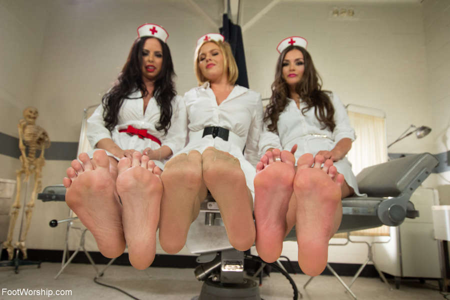 Allie Haze Feet