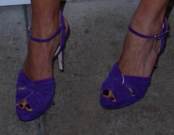 Lindsay Price Feet