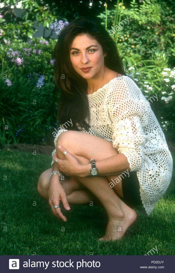 Maria Rangel Feet