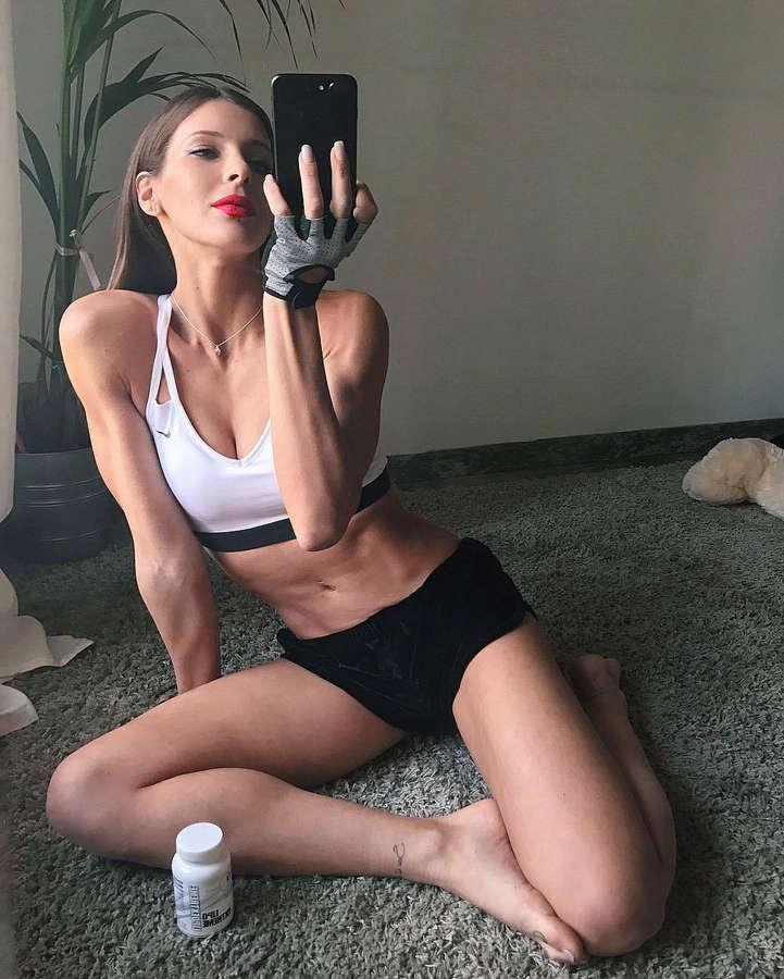 Giulia Calcaterra Feet