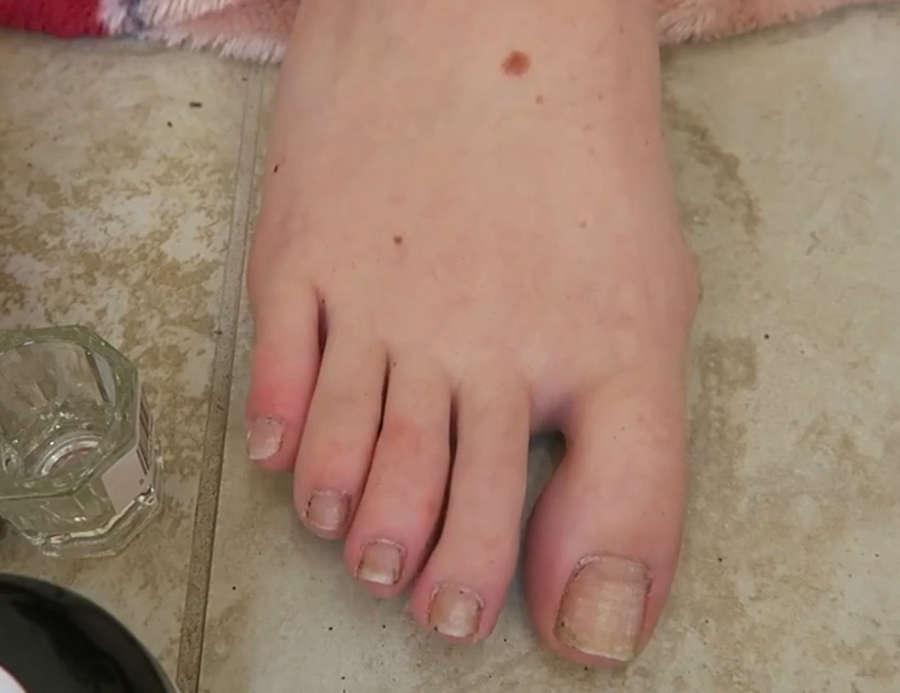 Jenna Marbles Feet