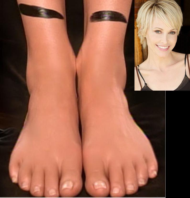 Josie Bissett Feet