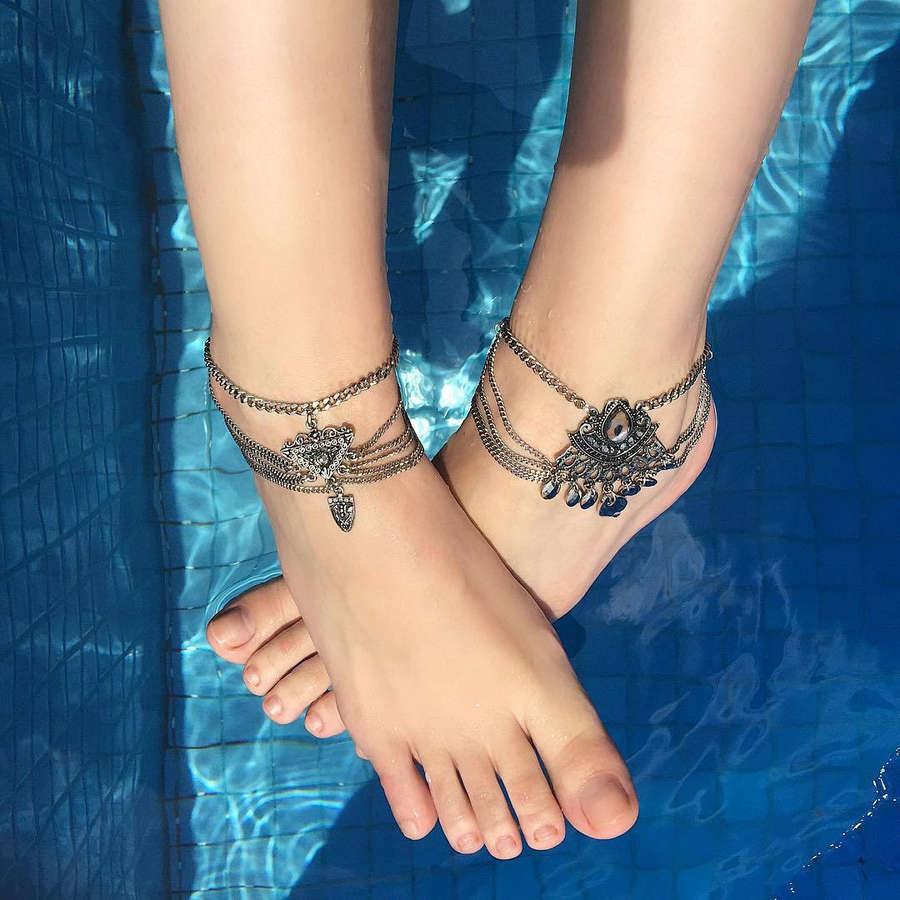 Francine Piaia Feet