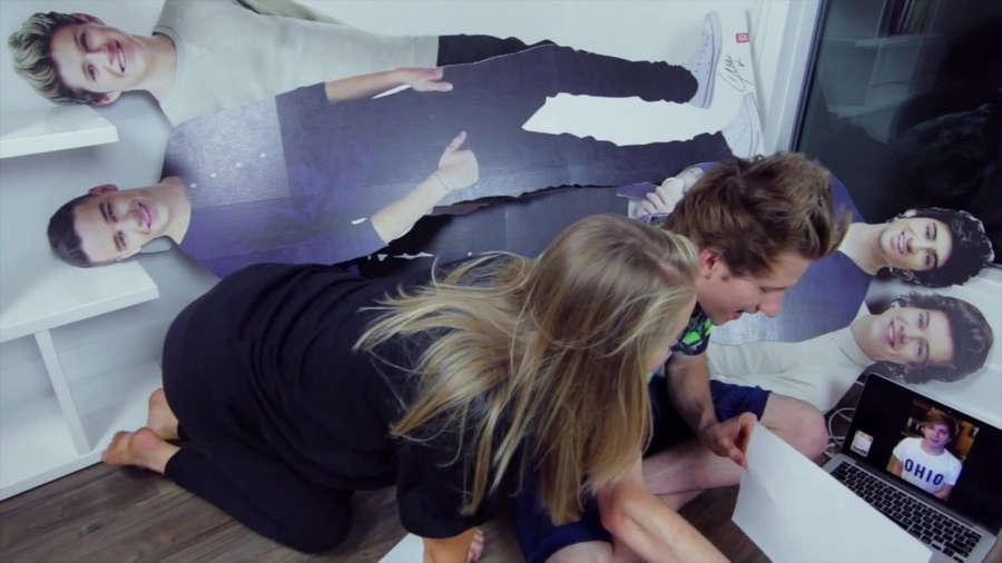 Jenn McAllister Feet