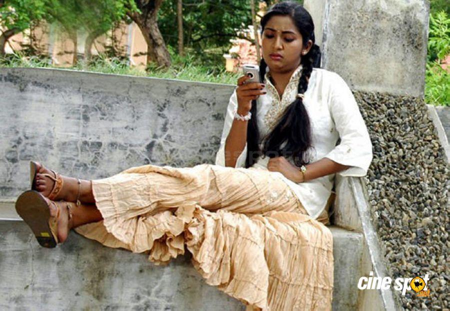 Navya Nair Feet