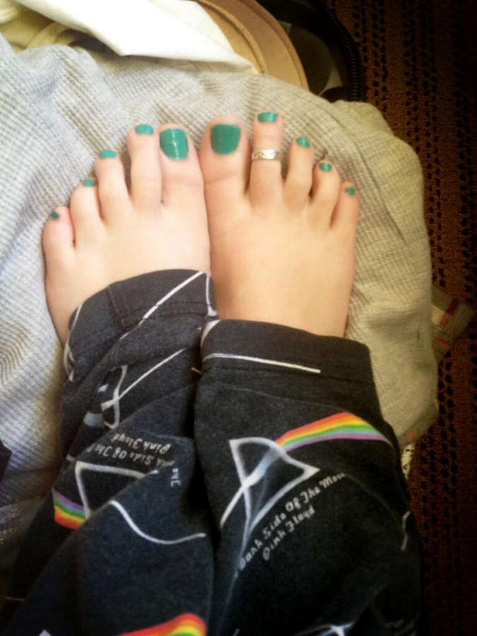 Roxxi Silver Feet