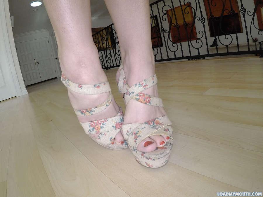 Madelyn Monroe Feet