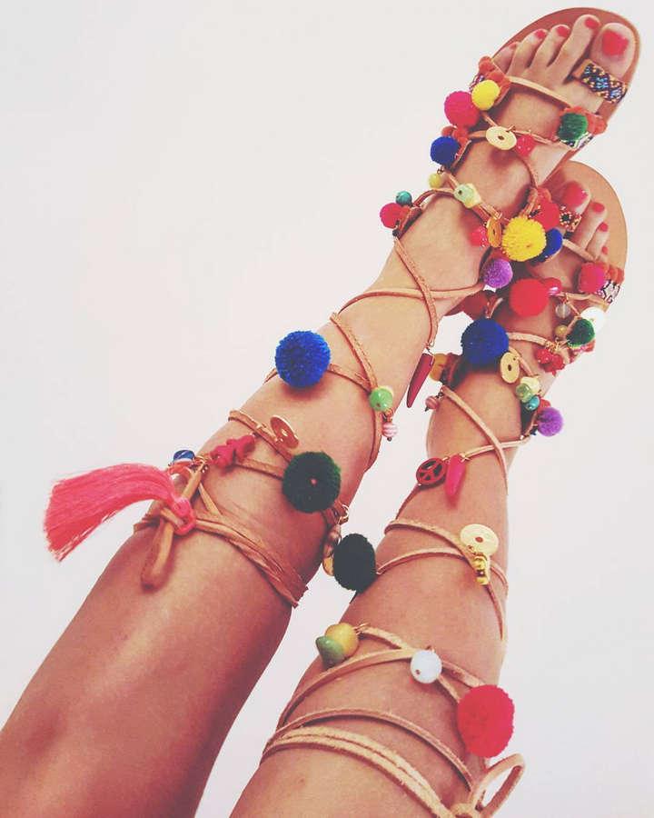 Rona Oezkan Feet