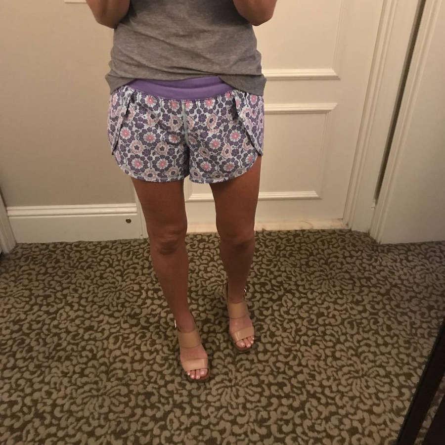 Emily Jones McCoy Feet
