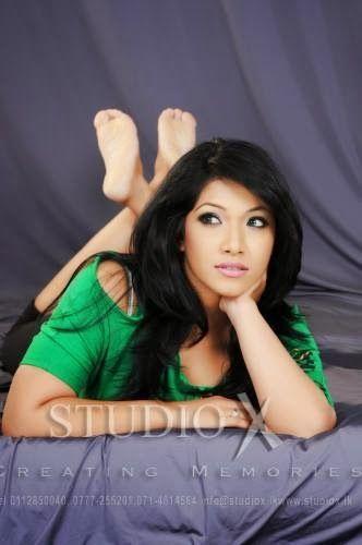 Nehara Peries Feet