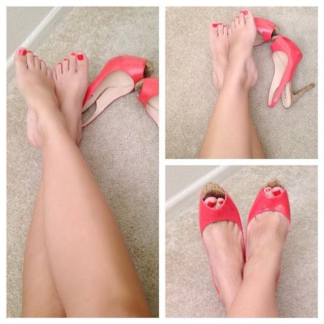 Stephanie Gerard Feet