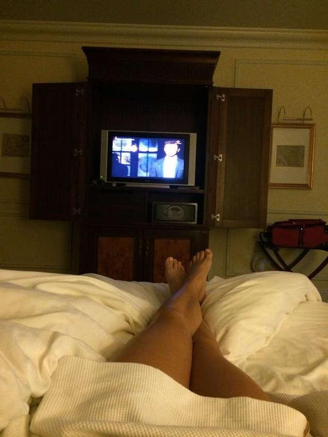 Rachel Mcdonough Feet