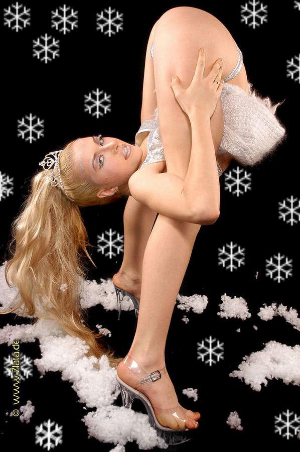 Julia Gunthel Feet
