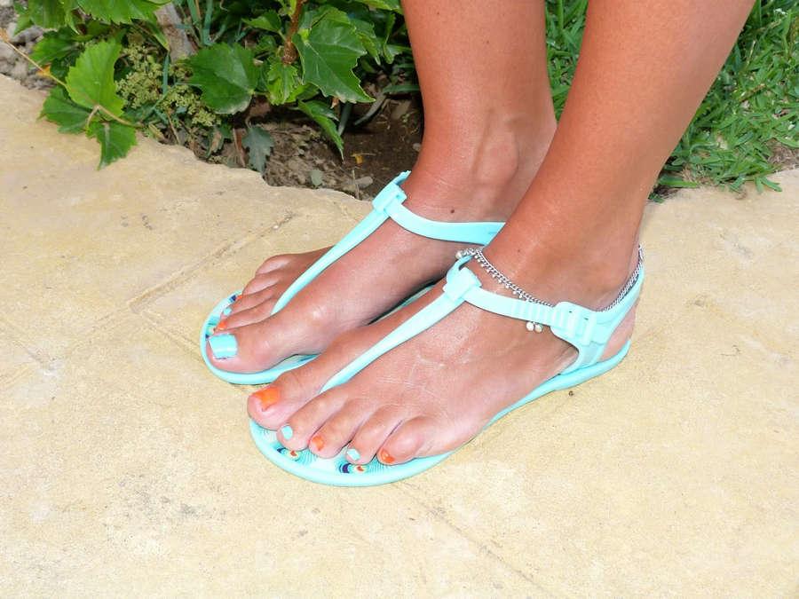 Marta Carriedo Feet