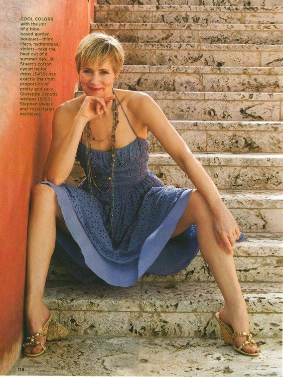 Susan Hess Feet