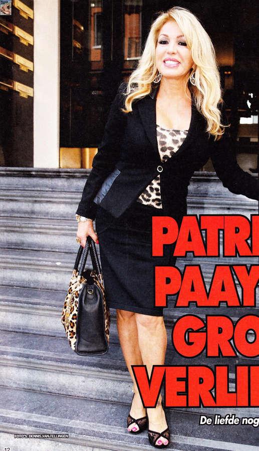Patricia Paay Feet