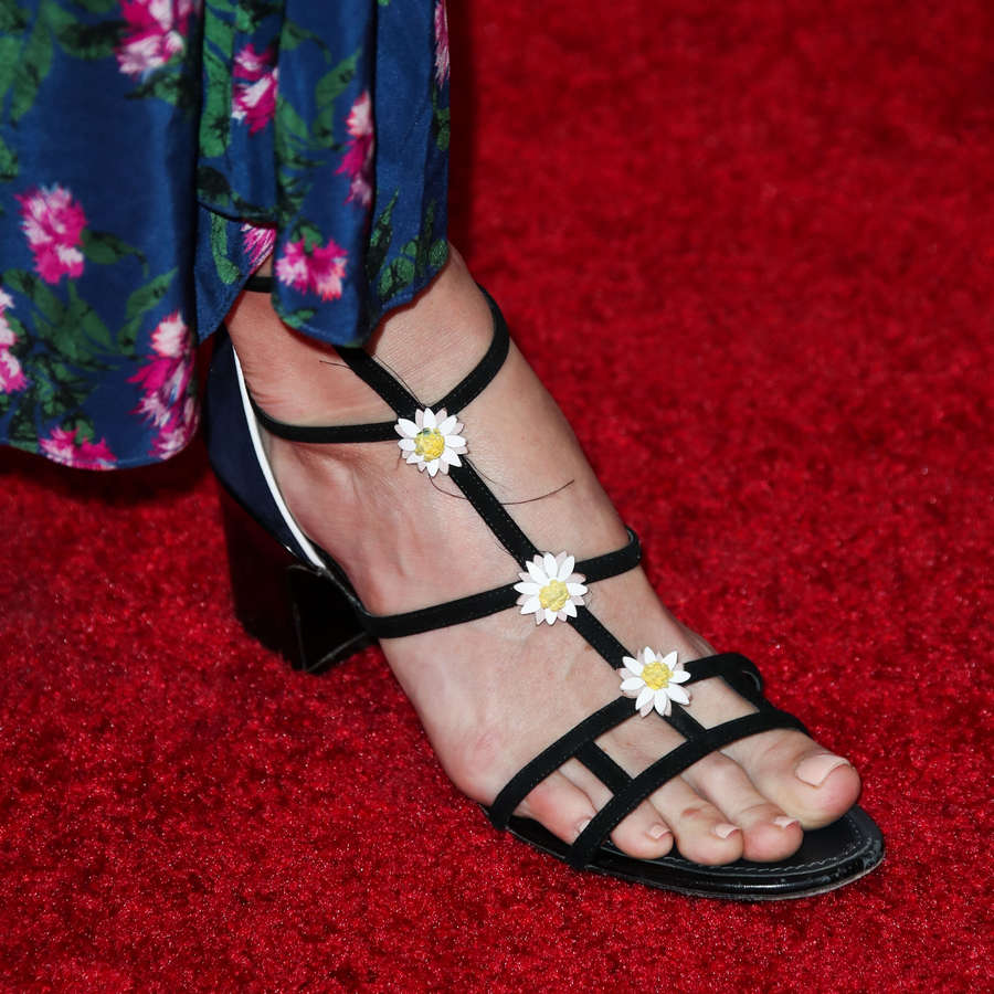 Alice Eve Feet