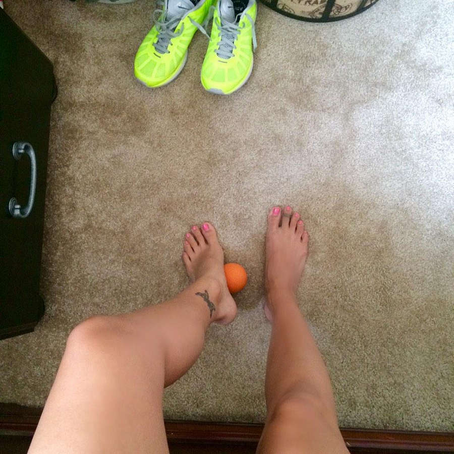 Ana Cheri Feet