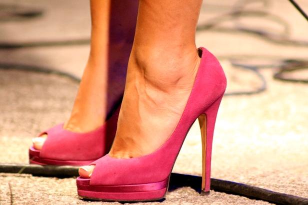 Maja Suput Feet