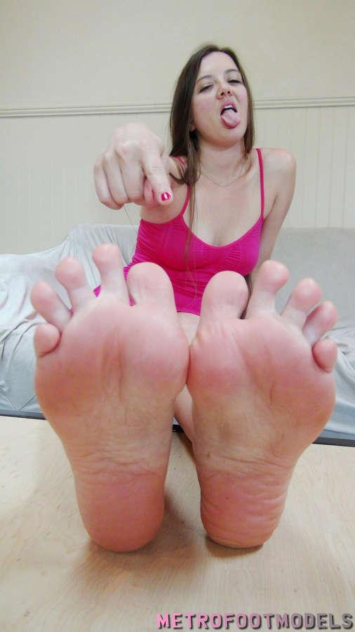 Becky LeSabre Feet