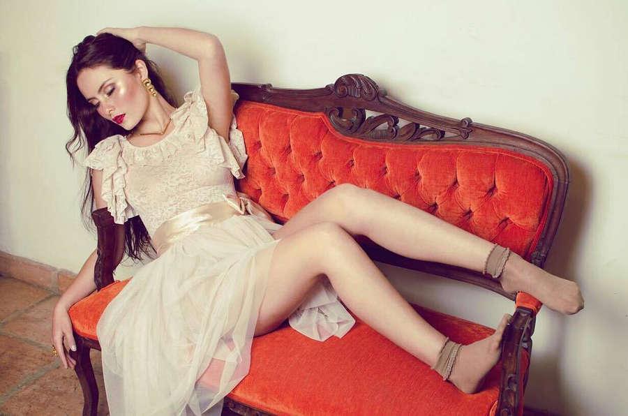 Camila Jurado Feet
