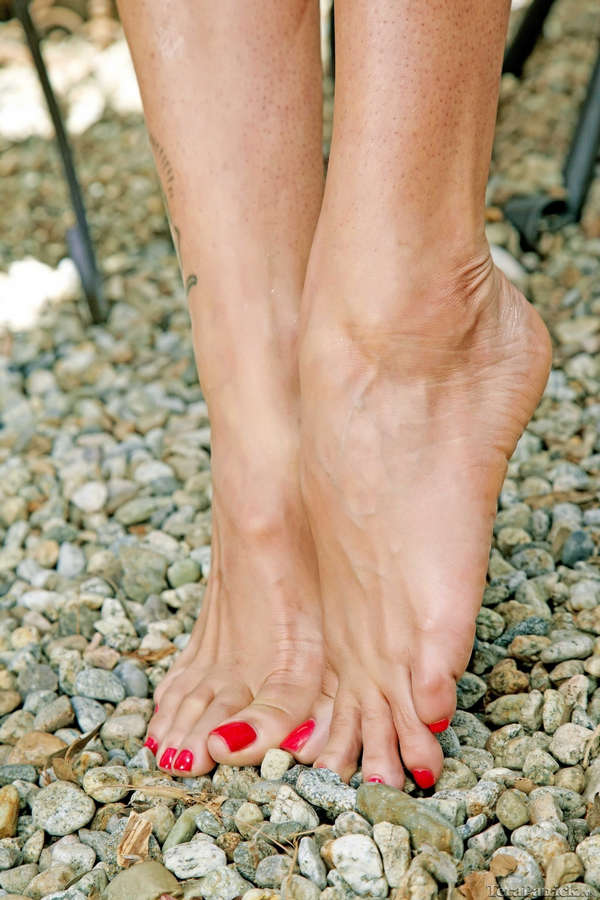 Tera Patrick Feet