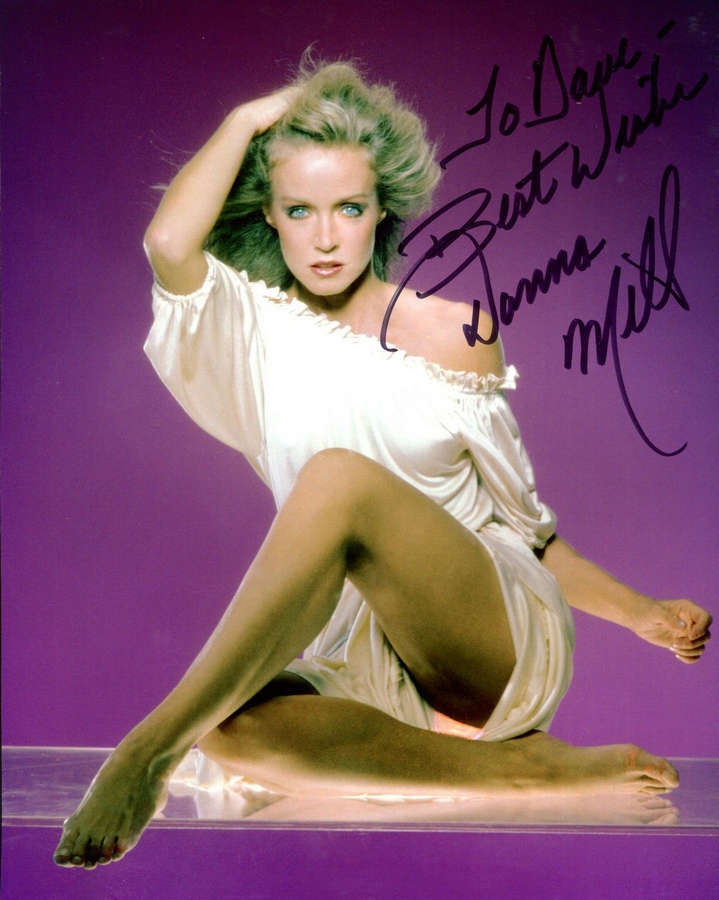 Donna Mills Feet