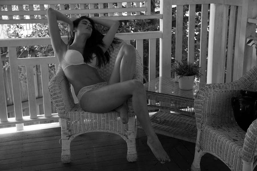 Caroline Austin Feet