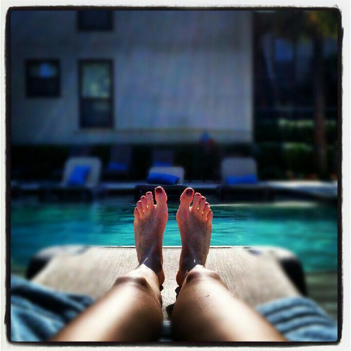 Kaleigh Cronin Feet