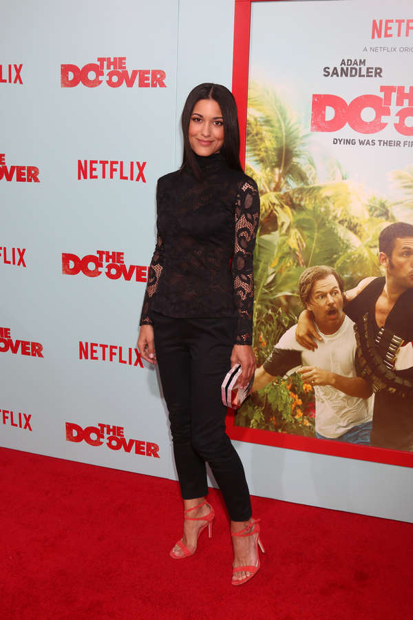 Julia Jones Feet