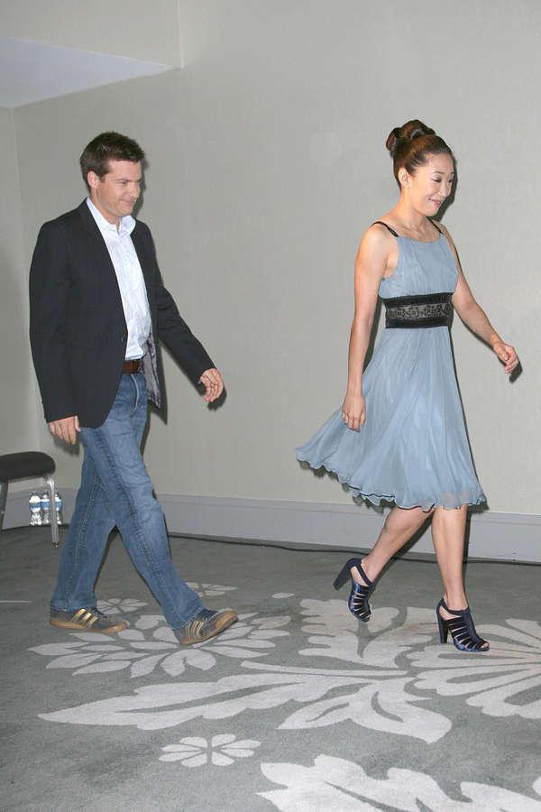 Sandra Oh Feet