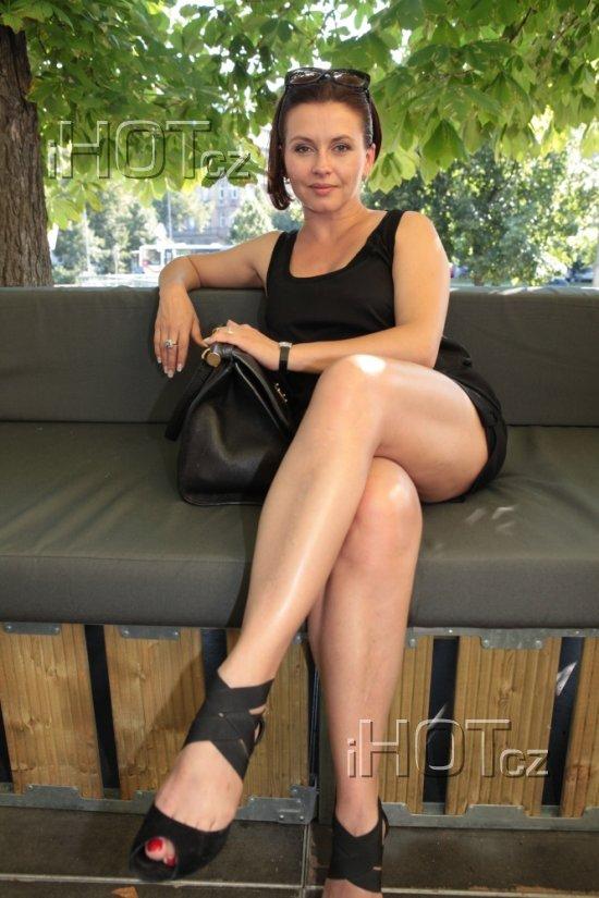 Dana Moravkova Feet