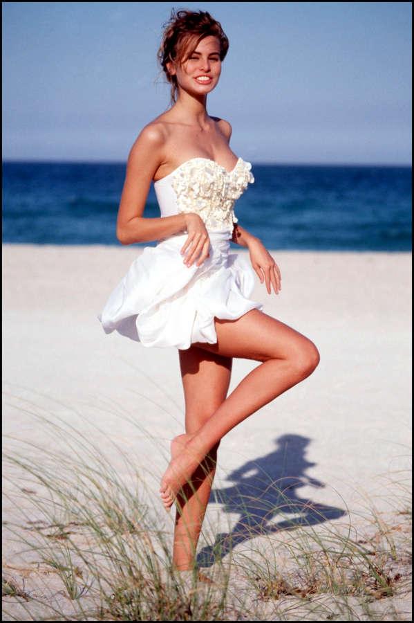 Niki Taylor Feet