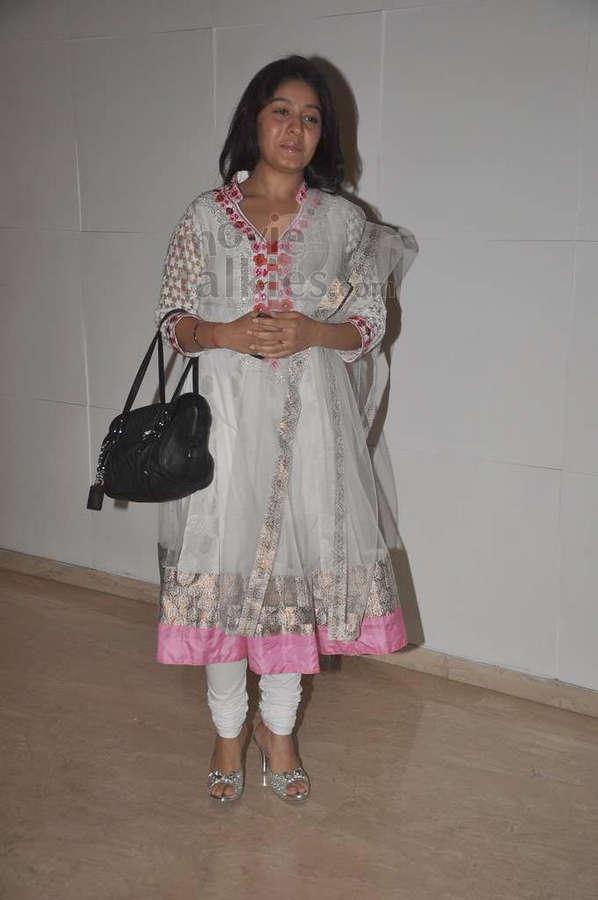Sunidhi Chauhan Feet