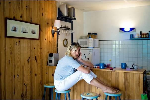 Marine Le Pen Feet
