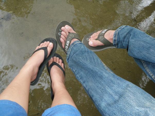 Sheera Iskandar Feet